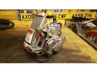 Senior Rotax kart engine & parts