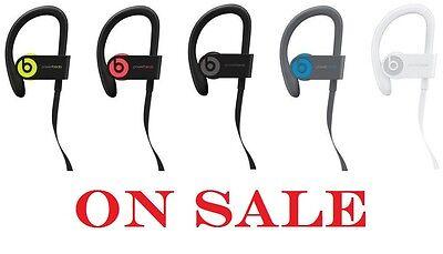 Beats By Dr  Dre Powerbeats 3 Wireless Bluetooth Headphones   Accessories