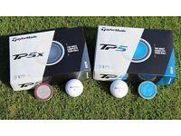 Brand new! 4 dozen Taylormade TP5 golf balls