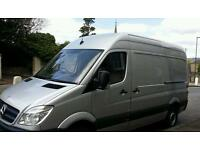 24/7 MAN & VAN, REMOVALS,COLLECTIONS AND DELIVERIES, STUDENTS HOUSE MOVE, TRANSPORT. free quote