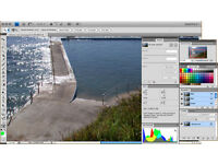 Photoshop Illustrator Indesign Tuition (MAC or PC)