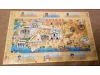 200 pc jigsaw Ancient Egypt