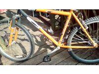 Carrera Kraken Men's Bicycle - Chopwell
