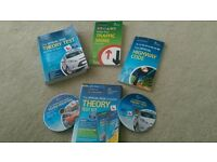 Driving test theory hazard CDs
