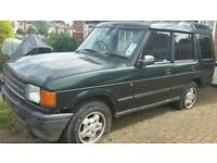 Land rover Discovery 300tdi project