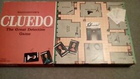 Cluedo 1970s board game