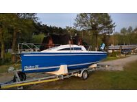 PHOBOS 22 Performance Cruiser / Yacht + Trailer + Sails / NEW