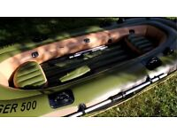 Voyager 500 inflatable boat