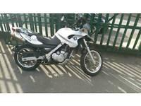 Bmw f650 gs bike