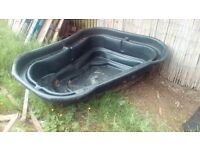 1000 litre fish pond for sale