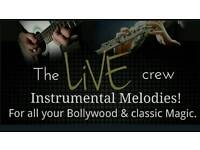 Bollywood instrumental melodies