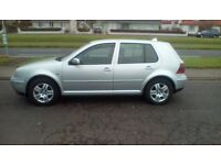 Vw golf gti 2003 excellent condition