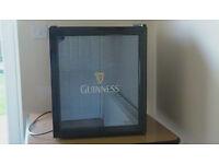 Mini Fridge cooler Guinness Brand Husky