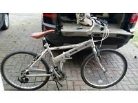 DAHON ESPRESSO full size folding bike.