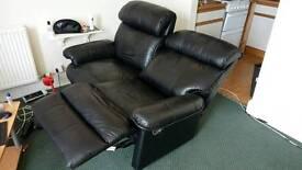 Double sofa 3 reclining
