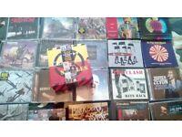 CD BUNDLE 20 cds & BOXSET METAL ROCK PUNK POP Clash Muse Jam Pink Floyd