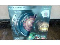 Casino roulette wheel x 20