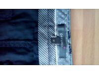 PER UNA, M&S LADIES NAVY SKIRT , SIZE 12, WITH POCKETS, BNWT