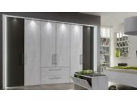German, Contemporary, Traditional & Sliding Wardrobes Starting at £399 - FREE DESIGN & QUOTE