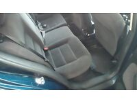 VW Golf 16 SE AUTO , very reliable and low mileage car.