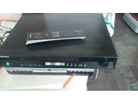 Samsung dvd home cinema system ht_x30