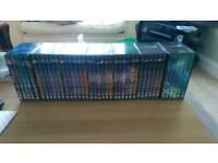 Stargate SG-1 Seasons 1-7 DVD's