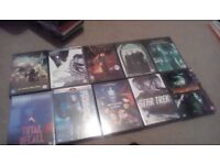 10 Sci-Fi Dvd Film Collection Free Delivery
