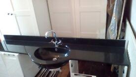 Marble sink/top