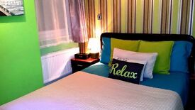 SHORT Stay - Private Single/Double Rooms in Nottingham City Centre