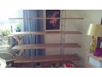 Excellent SHELVES for sale or swap for sofa/sofa bed!
