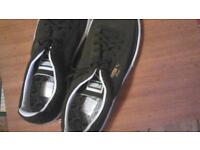 men's size 9 puma star casual trainers
