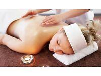 Reiki healing and Indian head massage