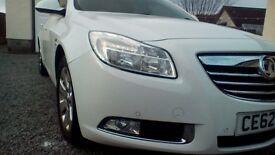 Vauxhall insignia sri diesel 160 estate