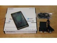 Sony Xperia SP Smart Phone (C5303) - Black, unlocked