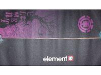 2x Element Griptape Skateboard Skateboarding Grip Tape Skate