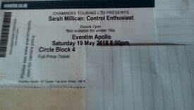Tickets for Sarah Millican Show May 19th 2018 London