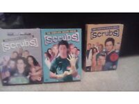 Scrubs Dvd Box Sets Free Delivery