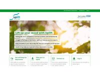 Two days left to register to try Uplift website for depression