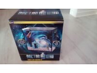 15ltr Dr Who fish tank and accessories.