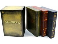 The Lord of the Rings Trilogy Extended Edition DvD Box Set