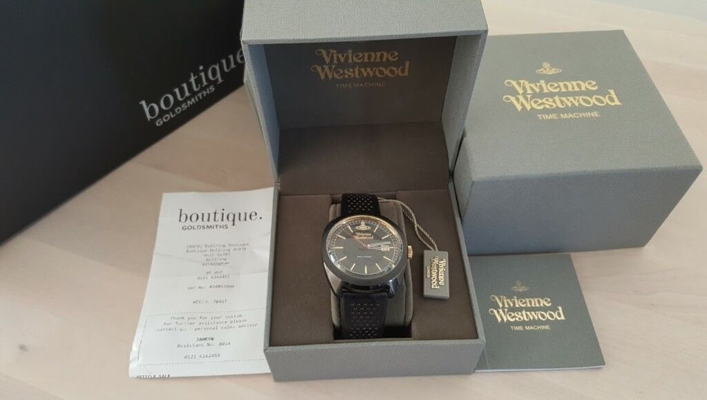 Vivienne westwood luxury watch