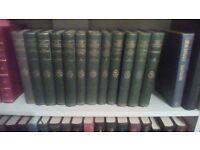 The Waverley Novels 1-12