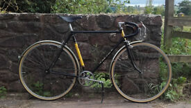 "Vintage/Retro Fixed Gear ""Fixie"" BSA Goldcrest Road Racing Bike"