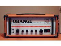 Orange Overdrive Series Two Vintage Valve Tube Amp Head + 4x12 cabinet 1979