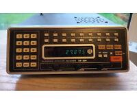 Vintage jil sx200 Radio Scanner
