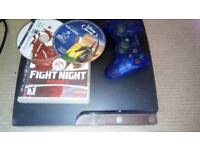 Ps3 with controler and games