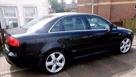 �AUDI A4 � S-line 2006 2.0 Black Metalic TDI EXCELLENT CONDITION sell or swap Audi A6 TDI