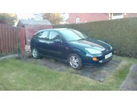 Ford focus automatic for sale 600 ono