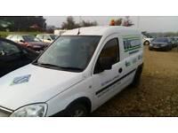 Vauxhall combo 1.3cdti 2006