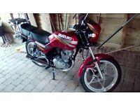 Suzuki gs 125 esx